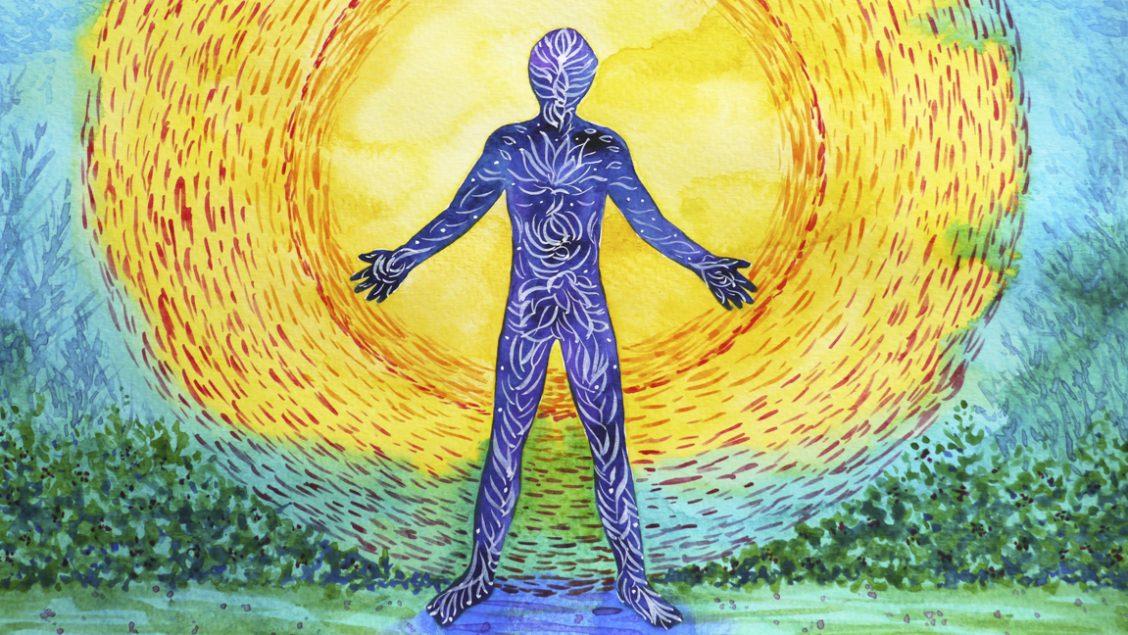 Energy work and healing